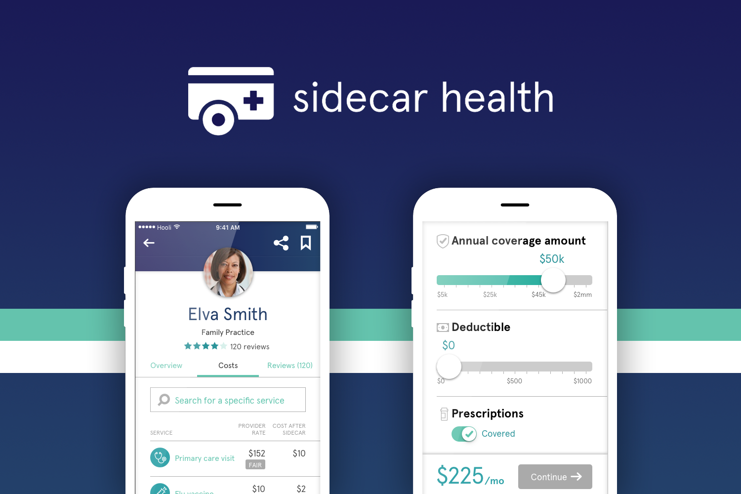 Insurance Review – Sidecar Health